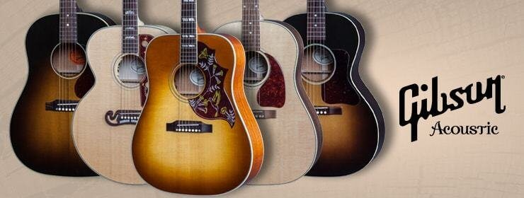 Gibson Hummingbird Guitars