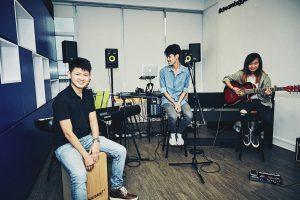 Music school singapore teacher and student performance