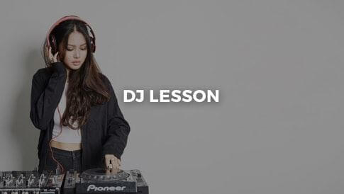 Female dj coach
