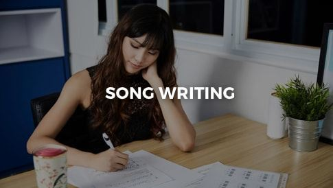 Female songwriter