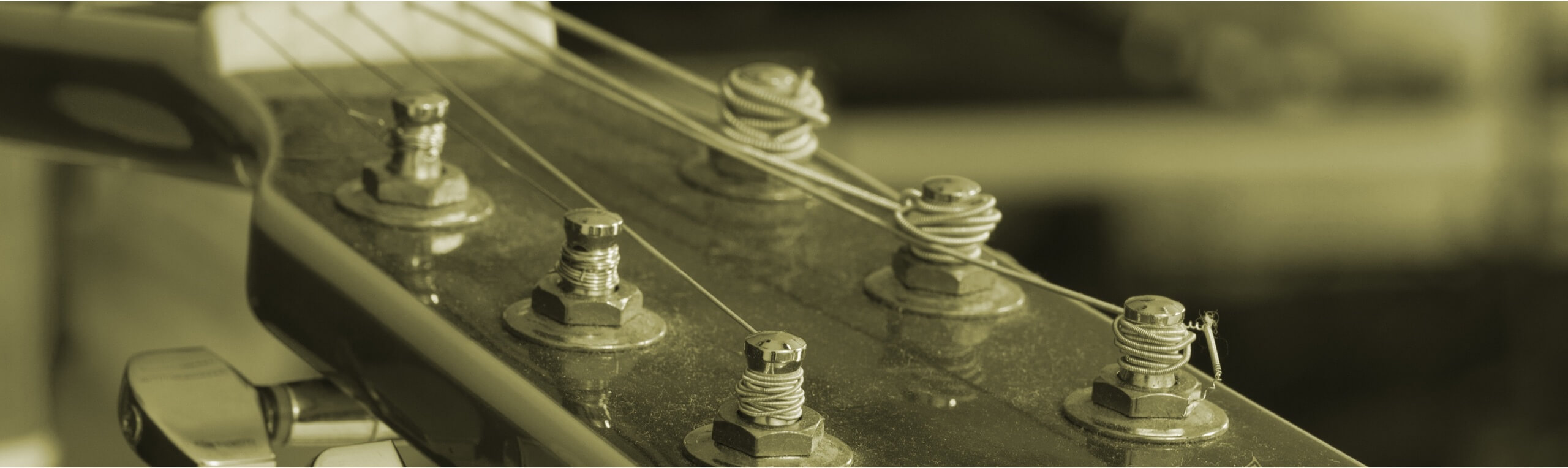 Strings tuning