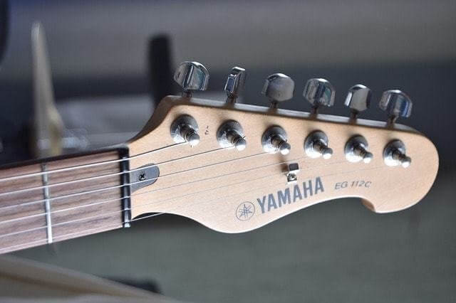 Yamaha electric guitar